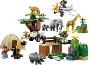 фото Конструктор LEGO Duplo Фотосафари 6156