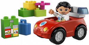 фото Конструктор LEGO Duplo Машина медсестры 5793