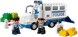 фото Конструктор LEGO Duplo Полицейский грузовик 5680
