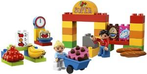 фото Конструктор LEGO Duplo Супермаркет 6137