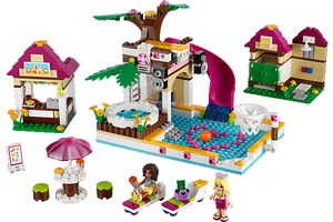 фото Конструктор LEGO Friends Городской бассейн 41008
