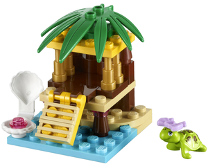 Фото конструктора LEGO Friends Островок черепахи 41019