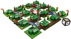 фото Конструктор LEGO Games Хоббит неожиданное путешествие 3920