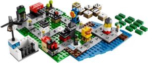 фото Конструктор LEGO Games Переполох в LEGO городе 3865