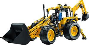 фото Конструктор LEGO Technic Экскаватор-погрузчик 8069