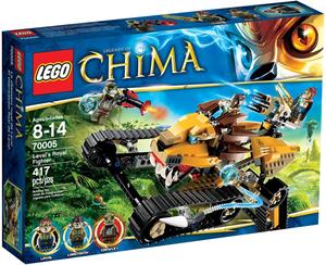 фото Конструктор LEGO Legends Of Chima Королевский истребитель Лавала 591554