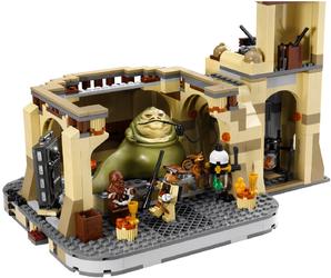 фото Конструктор LEGO Star Wars Дворец Джаббы 9516