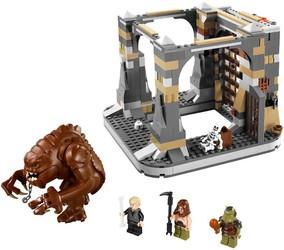 фото Конструктор LEGO Star Wars Логово Ранкора 75005