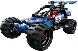 фото Конструктор LEGO Technic Багги с инерционным двигателем 42010