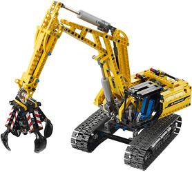 фото Конструктор LEGO Technic Экскаватор 42006