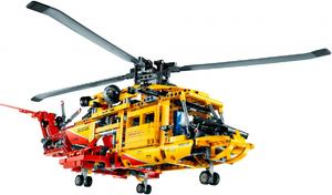 фото Конструктор LEGO Technic Вертолёт 9396