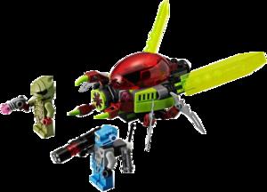 фото Конструктор LEGO Космический инсектоид 70700
