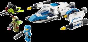 фото Конструктор LEGO Истребитель инсектоидов 70701