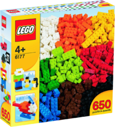 фото Конструктор LEGO Bricks & More Основные элементы 6177