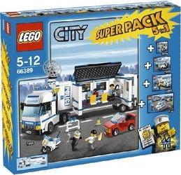 66388 lego city подарочный суперпэк полиция вперед, версия 1 - специальная цена! в Красногородском,Покровске