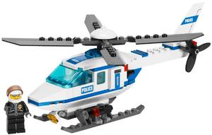 фото Конструктор LEGO City 7741 Полицейский вертолет