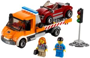 фото Конструктор LEGO City Эвакуатор 60017