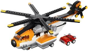 фото Конструктор LEGO Creator 7345 Транспортный вертолёт