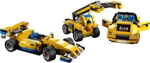 фото Конструктор LEGO Creator Крутой Круизер 5767