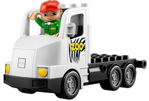 фото Конструктор LEGO Duplo Зоо-грузовик 6172