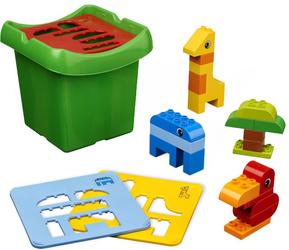 фото Конструктор LEGO Duplo Познаю цвета и формы 6784