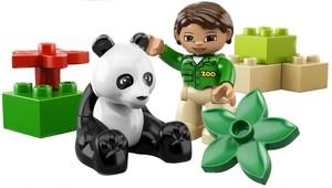 фото Конструктор LEGO Duplo Панда 6173