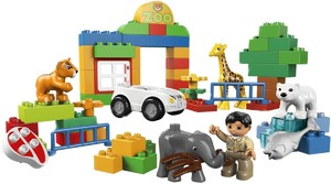 фото Конструктор LEGO Duplo Зоопарк 6136