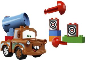 фото Конструктор LEGO Duplo Тачки 2 Агент Мэтр 5817