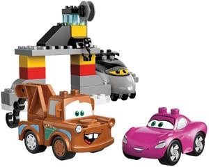 фото Конструктор LEGO Duplo Тачки 2 Сид приходит на помощь 6134