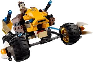 фото Конструктор LEGO Legends Of Chima Лев Леннокс атакует 70002