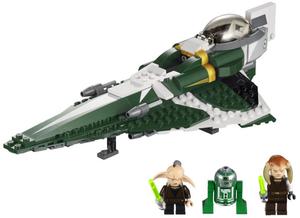 фото Конструктор LEGO Star Wars 9498 Звездный истребитель джедая Саези Тиина