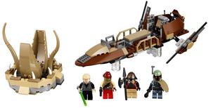 фото Конструктор LEGO Star Wars 9496 Пустынный скиф