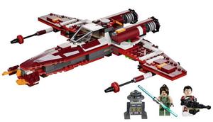 фото Конструктор LEGO Star Wars 9497 Республиканский атакующий звёздный истребитель
