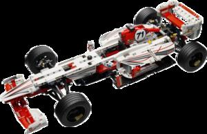 фото Конструктор LEGO Technic Чемпион Гран При 42000