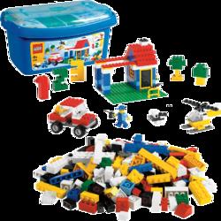 фото Конструктор LEGO Bricks & More Большая коробка 6166