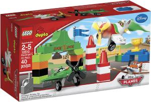 фото Конструктор LEGO Duplo Воздушная гонка Рипслингера 10510