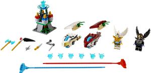 фото Конструктор LEGO Legends Of Chima Поединок в Небе 70114