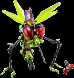 фото Конструктор LEGO Инсектоид-захватчик 70702