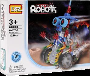 фото Конструктор LozToys Робот Спиди A0013