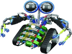Фото конструктора LozToys Робот Турбо A0017