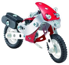 фото Конструктор Meccano Design Мотоцикл 840710-4