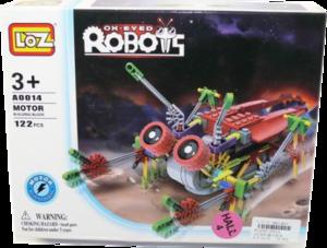 фото Конструктор Shantou Gepai Робот Кроулер 621218