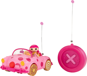 фото Игрушечная машинка Lalaloopsy Mini Car 40 МГц 514336