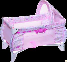 фото Zapf Creation Baby Annabell Складная кроватка 791-073