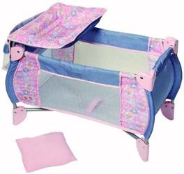 фото Zapf Creation Baby Born Складная кроватка 816-202