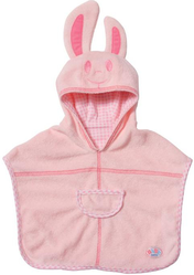 фото Одежда Zapf Creation Baby Born Банный халат Зайка 808-313