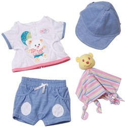 фото Набор одежды Zapf Creation Baby Born Одежда и зверюшка 817-889