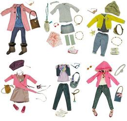 фото Набор одежды Zapf Creation Annabell Tween Молодежная мода 790-069