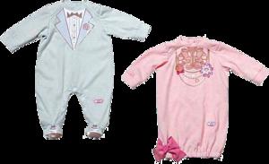 фото Набор одежды Zapf Creation Baby Born Праздничная 791-929