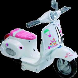 фото Zapf Creation Baby Born Звездный скутер 816301